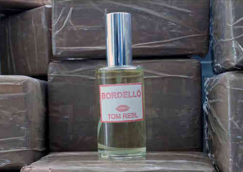 "TOM REBL PERFUME ""BORDELLO"""