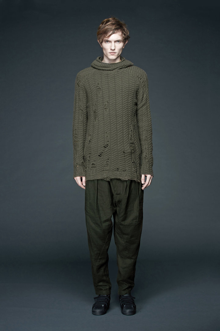 c52f36705e ... PRE-ORDER (ESTIMATED DELIVERY 30-SEP) INDICE STUDIO OLIVE OLIVE PLEATED  WIDE ...