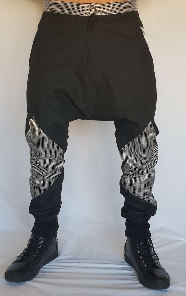 2a9ca8688d170 VICTIMS store - DARK ARMY by Tray Styling BI-TONE DROP PANTS