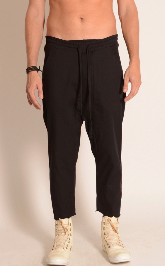 THOM KROM BLACK PANTS