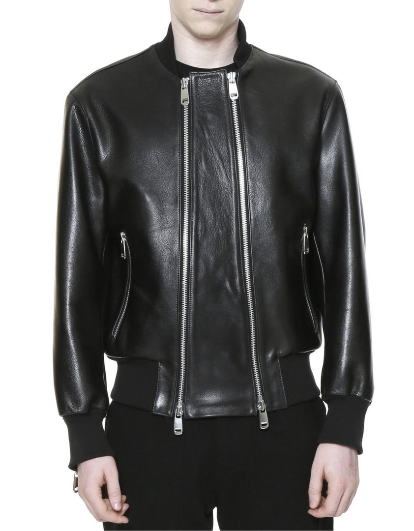 CORAZA LEATHER JACKET TERRACO
