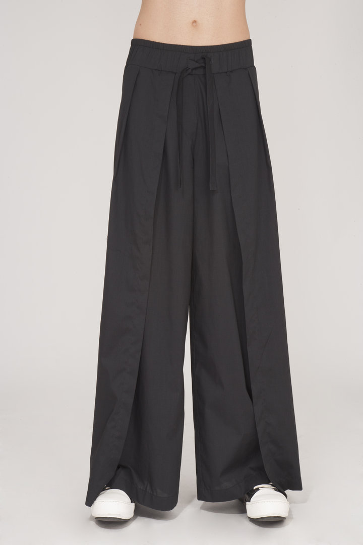 TRAY STYLING YAPAN-ES PANTS BLACK