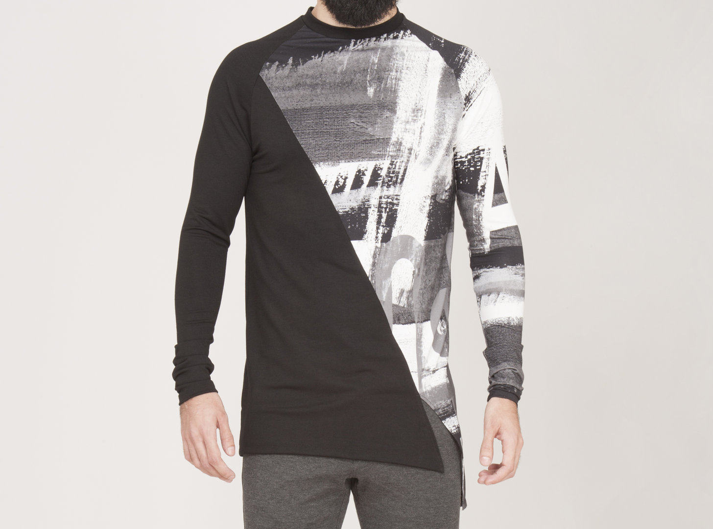 TRAY STYLING  LONG SLEEVES PRINT