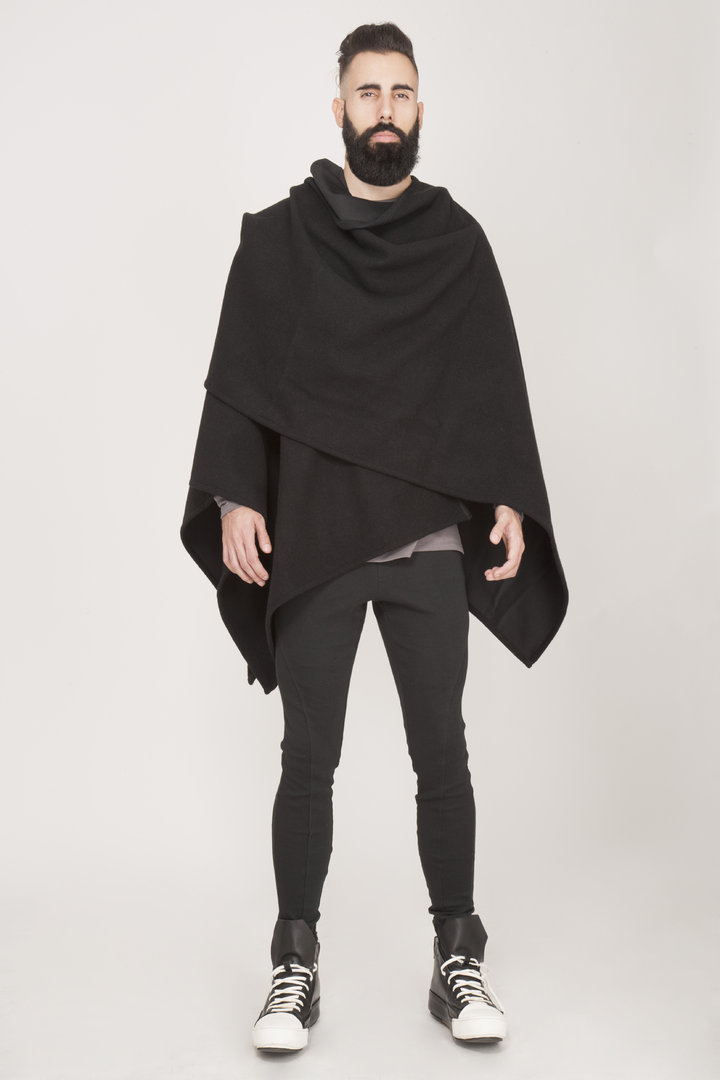 TRAY STYLING CAPE BLACK