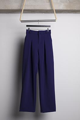 HUGO COSTA WIDE PANTS PURPLE