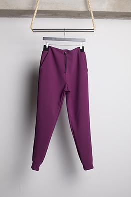 HUGO COSTA DARK PINK PANTS