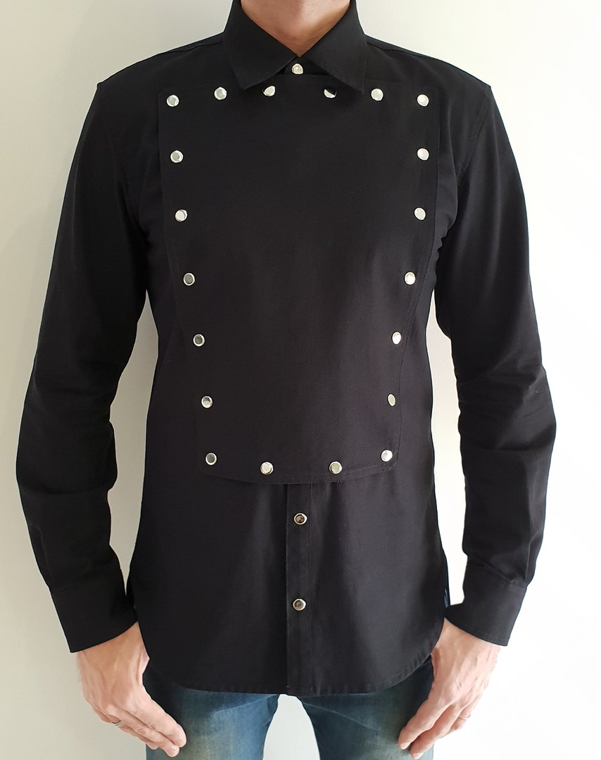 TRAY STYLING DARK ARMY SHIRT