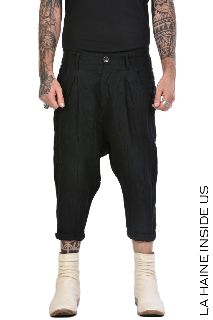 PRE-ORDER (ESTIMATED DELIVERY 30-JAN) LA HAINE INSIDE US SETTIMO PANTS