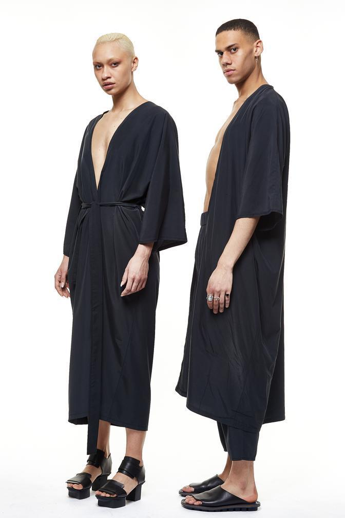 PRE ORDER (ESTIMATED DELIVERY APRIL-15) UY STUDIO DASHA RUSH - ROBE