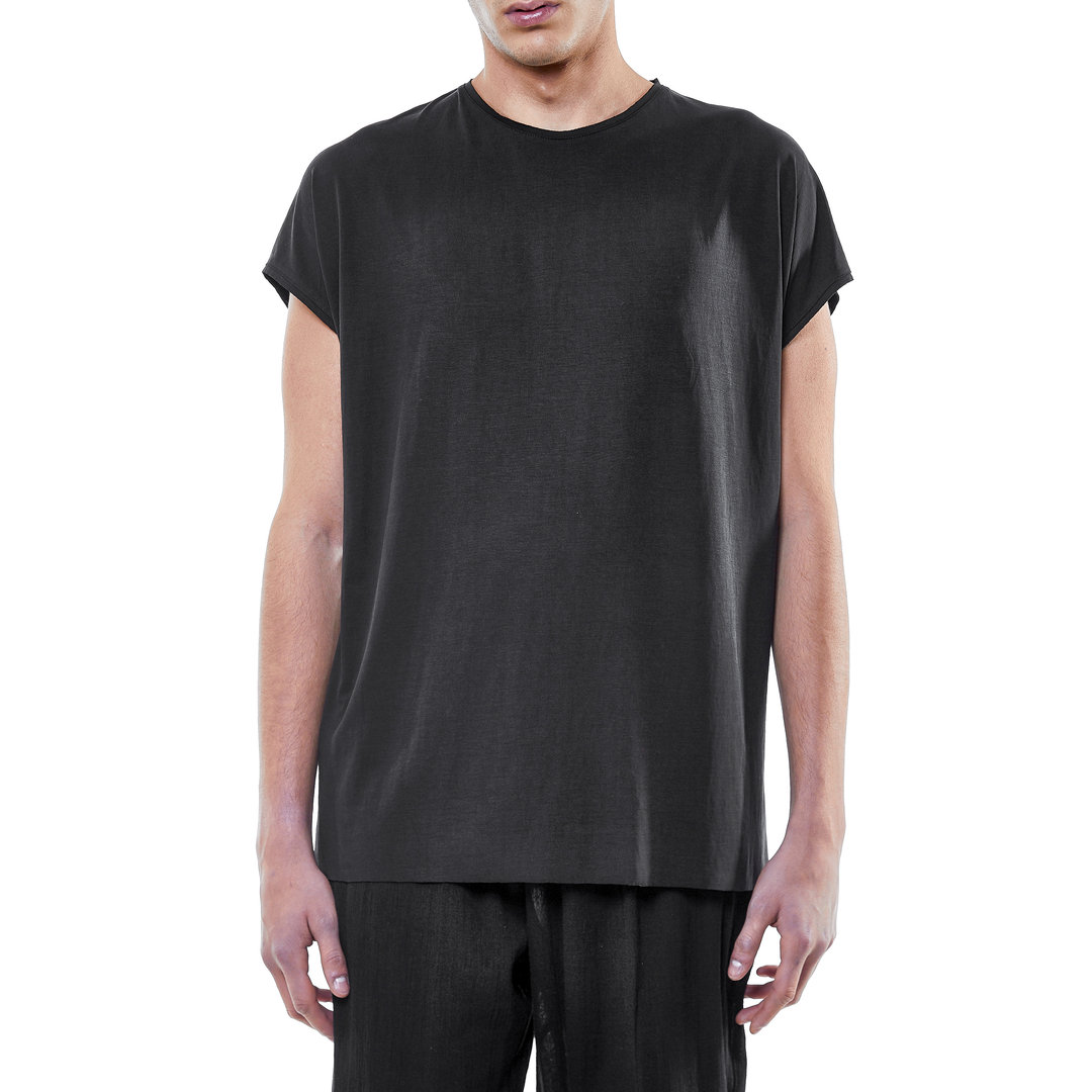 UY STUDIO ELDAD T-SHIRT BLACK
