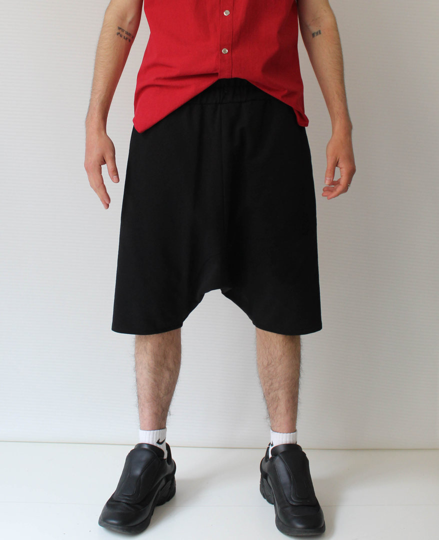 DARK ARMY TRACK ASTRO SHORT BLACK